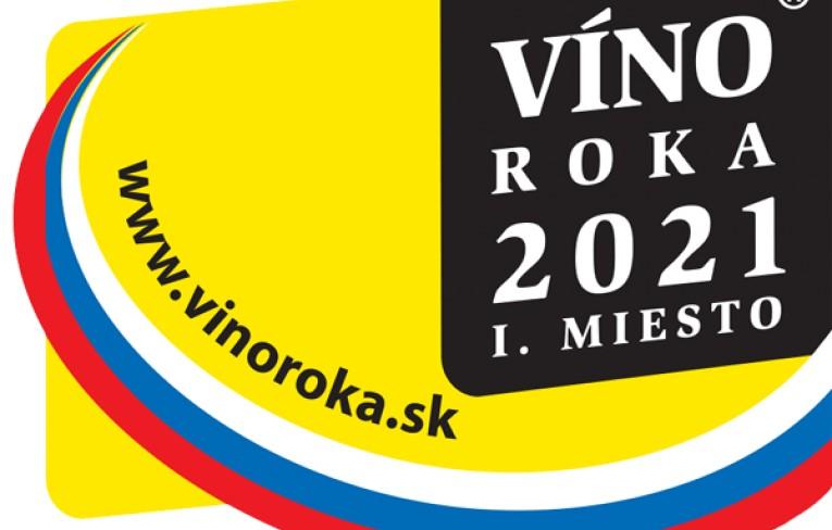 VÍNO ROKA 2021 – hlasujte, rozhodnite a vyhrajte!